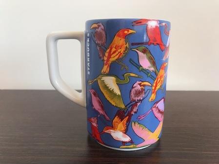 Starbucks City Mug Birds mug 12 fl oz