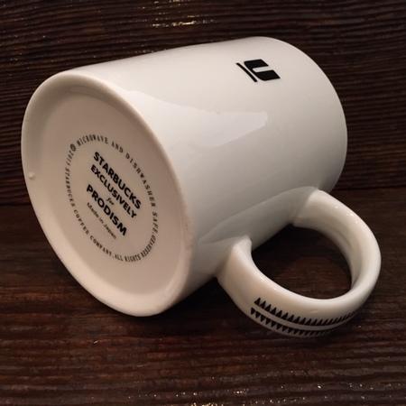 Starbucks City Mug 2015 Starbucks Japan Undercover/Prodism Collaboration Mug