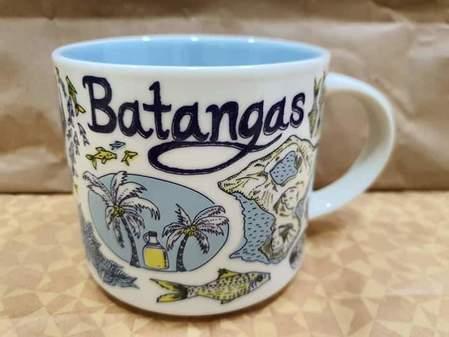 Starbucks City Mug 2019 Batangas Been There mug 14oz