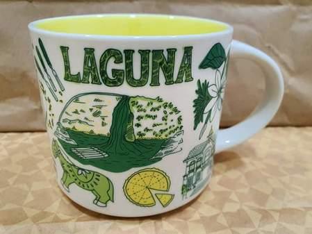Starbucks City Mug 2019 Laguna Been There mug 14oz