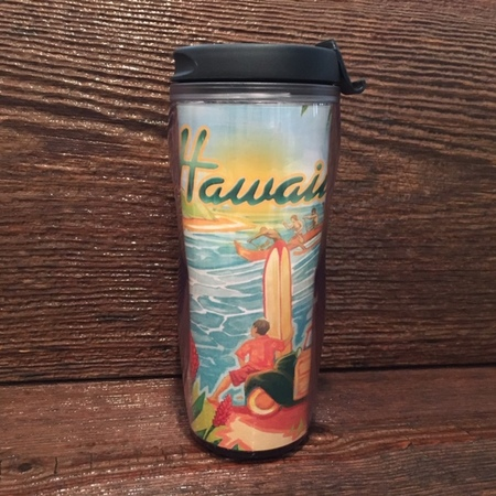 Starbucks City Mug 2005 Hawaii Tumbler