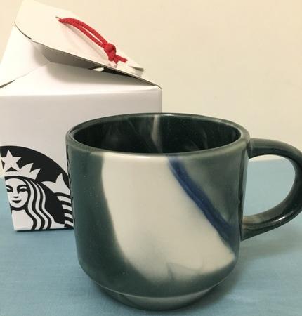Starbucks City Mug Izumo mug (Green)