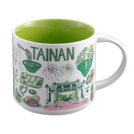 Starbucks City Mug Been There Tainan (14oz)