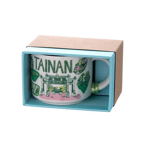 Starbucks City Mug Been There Tainan Ornament (2oz)