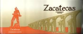 Starbucks City Mug Zacatecas - El Cubo Aqueduct