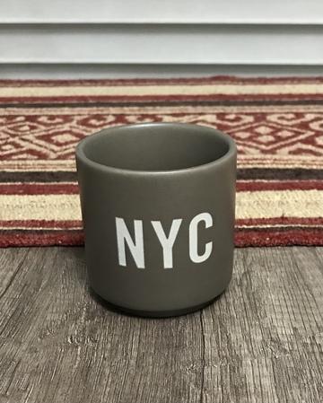 Starbucks City Mug 2018 NYC Reserve Global Posicion Mini Mug 3 oz