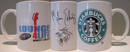Starbucks City Mug Lounge 4Life