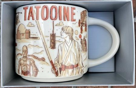 Starbucks City Mug Star Wars Tatooine