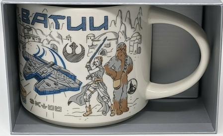 Starbucks City Mug Star Wars Batuu