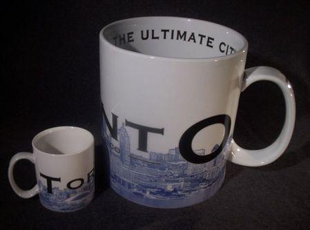 Starbucks City Mug Toronto \