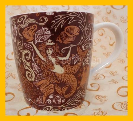 Starbucks City Mug Anniversary 2009 Mug